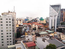 Ho Chi Minh City, Saigon, Vietnam Royalty Free Stock Photography