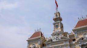 Ho Chi Minh City Salão fotos de stock royalty free