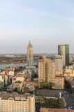 Ho Chi Minh city in sunshine. Ho Chi Minh City has the most dynamic economy in Vietnam Royalty Free Stock Photography