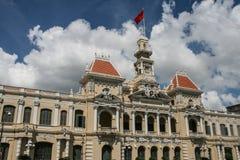 HO CHI MINH CITY VIETNAM Arkivbilder
