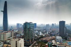 Ho Chi Minh City Vietnam Immagine Stock