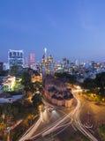 HO CHI MINH CITY, VIETNAM Foto de Stock Royalty Free