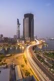 HO CHI MINH CITY, VIETNAM Imagens de Stock Royalty Free