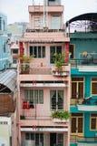Ho Chi Minh City Vietnam Royalty-vrije Stock Afbeeldingen
