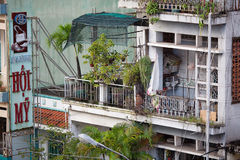 Ho Chi Minh City Vietnam Stock Afbeelding