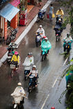 Ho Chi Minh City Vietnam Stock Foto's