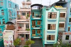 Ho Chi Minh City Vietnam Royalty-vrije Stock Afbeelding
