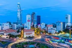 Ho Chi Minh City, Vietnam Royalty Free Stock Photos