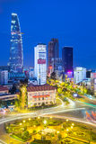 Ho Chi Minh City, Vietnam Stock Photography