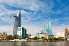 Ho Chi Minh City Vietnam Saigon Stock Photos