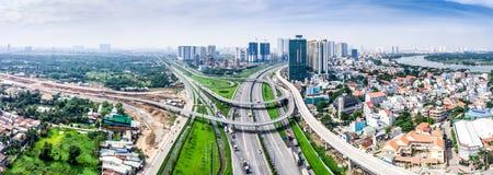 Ho Chi Minh City Vietnam Saigon Stock Images