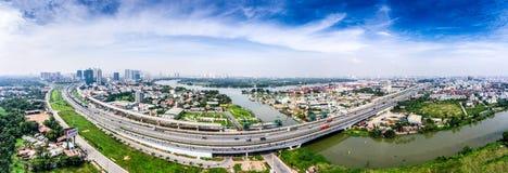 Ho Chi Minh City Vietnam Saigon Royalty Free Stock Images