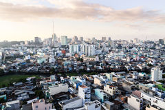 Ho Chi Minh city Stock Image