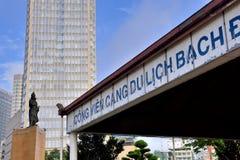 Ho Chi Minh City view, VietNam Royalty Free Stock Photos