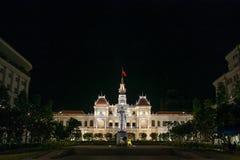 Ho Chi Minh Corridoio Fotografia Stock Libera da Diritti