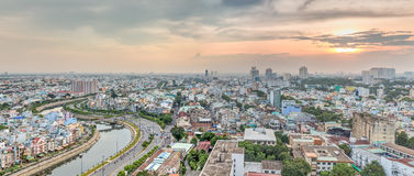 Ho Chi Minh Developing Stock Image