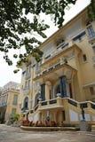 Ho Chi Minh Fine Arts museum, Ho Chi Minh City, Vietnam. Royaltyfri Foto