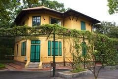 Ho Chi Minh House in Ha Noi City vietnam Jaar 2011, 5 Augustus Stock Afbeelding
