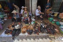 Ho Chi Minh markets Royalty Free Stock Photo