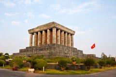 Ho Chi Minh Mausoleum Stock Image