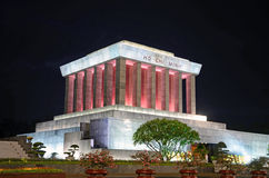 Ho Chi Minh Mausoleum. In Hanoi,Vietnam Stock Images