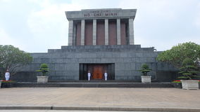 Ho Chi Minh Mausoleum Comple Royalty Free Stock Image