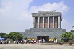 Ho Chi Minh Mausoleum, Hanoi Royalty Free Stock Photography