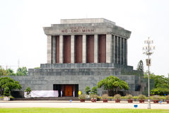Ho Chi Minh mausoleum, Hanoi, Vietnam Stock Photo