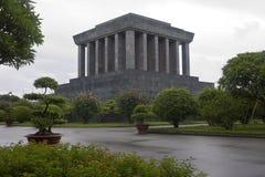 Ho Chi Minh mausoleum. In Hanoi, Vietnam Royalty Free Stock Photos