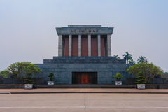 Ho Chi Minh Mausoleum Royalty Free Stock Photos
