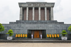 Ho Chi Minh Mausoleum Stock Photography
