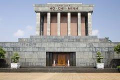 Ho Chi Minh - Mausoleum Hanoi, Vietnam Stock Images