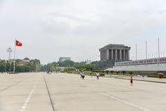 Ho Chi Minh Mausoleum Stock Photos