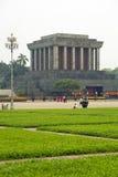 ho chi minh mausoleum, hanoi, vietnam, Royalty Free Stock Photo