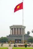 Ho chi minh mausoleum, hanoi, vietnam, Stock Image