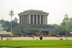 Ho chi minh mausoleum, hanoi, vietnam, Stock Photos