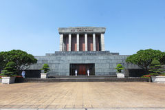 Ho Chi Minh Mausoleum in Hanoi, Vietnam - Series 7 Stock Image
