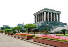 Ho chi minh Mausoleum in Hanoi, Vietnam Royalty Free Stock Photo
