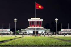 Ho Chi Minh Mausoleum in Hanoi, Vietnam Royalty Free Stock Photos