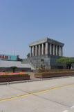 Ho Chi Minh mausoleum Stock Images