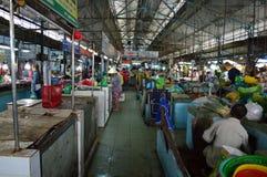 Ho Chi Minh miasta rynek Fotografia Royalty Free