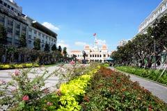 Ho Chi Minh miasto Obrazy Royalty Free