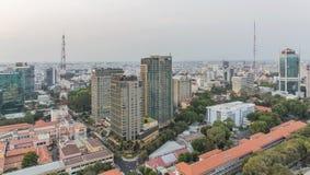 Ho Chi Minh miasto Fotografia Royalty Free