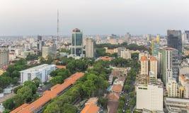 Ho Chi Minh miasto Obraz Royalty Free