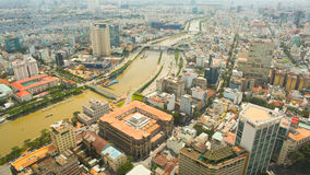 Ho Chi Minh miasto Rosja, Khanty-Mansiysk Wietnam Zdjęcie Stock