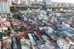 Ho Chi Minh miasto - Wietnam Obrazy Royalty Free