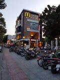 Ho Chi Minh miasto Wietnam Obrazy Royalty Free