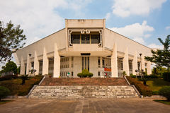Ho Chi Minh Museum Royalty Free Stock Images