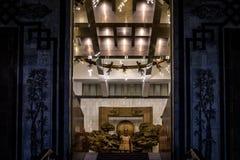 Ho Chi Minh Museum. Hanoi Vietnam Royalty Free Stock Photos