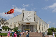 Ho Chi Minh Museum Stock Image